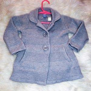 711 GAP Knitted Peacoat